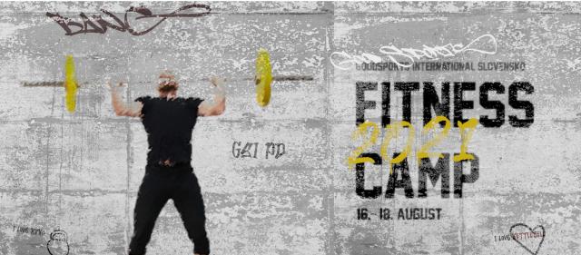 Fitness camp 2021: GSI Prievidza